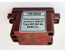 Трансформатор розпалу 697250 64 50/60 Hz. INECO TR15D2 Б/У товар