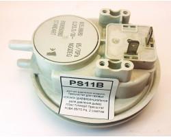 Датчик тиску повітря Пресостат 85/70 HUBA PS11B