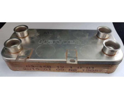 Пластинчастий теплообмінник 12 пластин NAVIEN PT50I