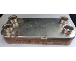 Пластинчатый теплообменник 12 пластин NAVIEN PT50I