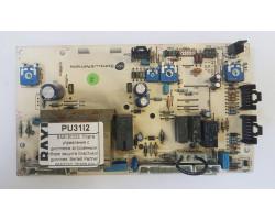 Плата управління з вбудованим дисплеєм 70205 BERTELLI & PARTNERS сумісний BAXI PU31I2 Б/У товар
