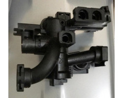 Триходовий клапан WH1D VIESSMANN Vitopend, Vitodens WB1B, WB1C BH40I