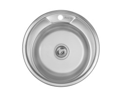 Кухонна мийка Imperial 490-A Decor (IMP490ADEC)
