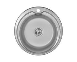 Кухонна мийка Imperial 510-D Satin (IMP510DSAT)