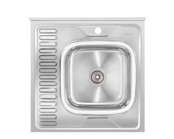 Кухонна мийка Imperial 6060-R Polish (IMP6060R06POL)