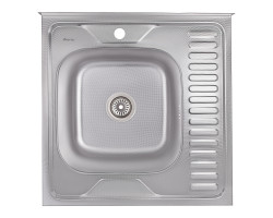 Кухонна мийка Imperial 6060-L Decor (IMP6060LDEC)