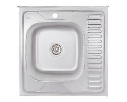 Кухонна мийка Imperial 6060-L Satin (IMP6060LSAT)