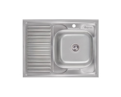 Кухонна мийка Imperial 6080-R Satin (IMP6080RSAT)