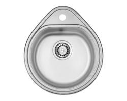 Кухонна мийка ULA 4450 Satin (ULA4450SAT08)