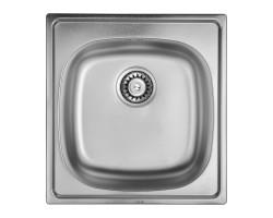 Кухонна мийка ULA 6110 Satin (ULA6110SAT08)