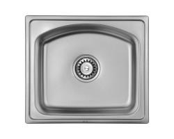 Кухонна мийка ULA 6112 Satin (ULA6112SAT08)