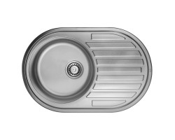 Кухонна мийка ULA 7108 U Micro Decor (ULA7108DEC08)