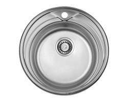 Кухонна мийка ULA 7109 U Satin (ULA7109SAT08)
