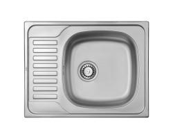 Кухонна мийка ULA 7201 U Micro Decor (ULA7201DEC08)