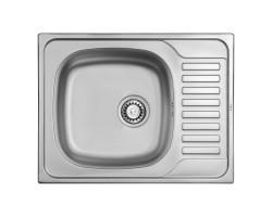Кухонна мийка ULA 7202 U Satin (ULA7202SAT08)