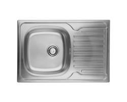 Кухонна мийка ULA 7203 U Satin (ULA7203SAT08)