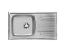 Кухонна мийка ULA 7204 Satin (ULA7204SAT08)