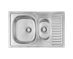 Кухонна мийка ULA 7301 Satin (ULA7301SAT08)