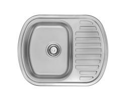 Кухонна мийка ULA 7704 U Micro Decor (ULA7704DEC08)