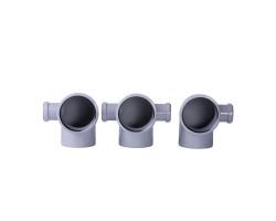 Коліно каналізаційне TA Sewage 50х110х50х110, 90°