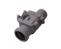 Зворотний клапан каналізаційний Інтерпласт 50