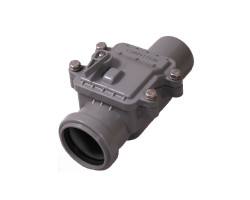 Зворотний клапан каналізаційний Інтерпласт 110