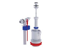 Зливний/наливний механізм для унітаза ANI Plast WC4050M