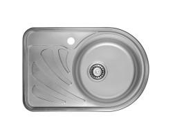 Кухонна мийка ULA 7111 R Satin (ULA7111SAT08R)
