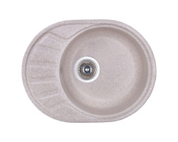 Кухонна мийка Fosto 5845 SGA-300 (FOS5845SGA300)