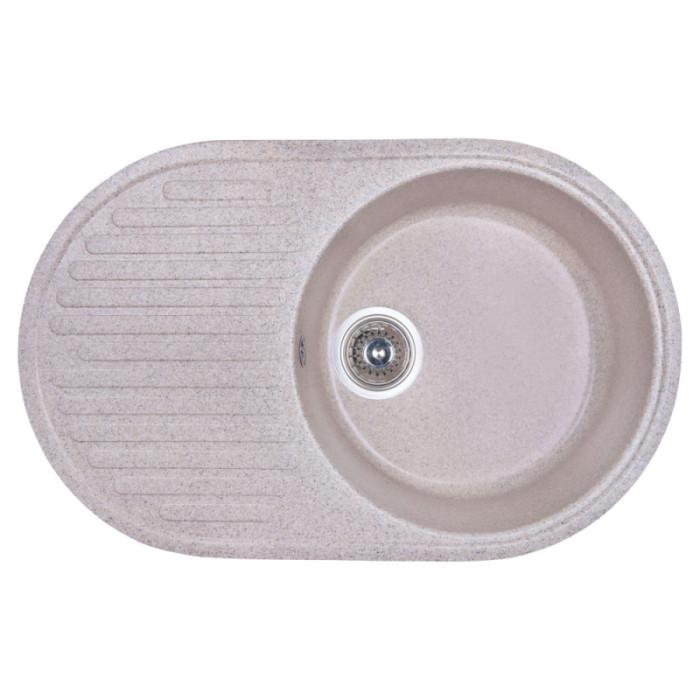Кухонна мийка Fosto 7446 SGA-300 (FOS7446SGA300)