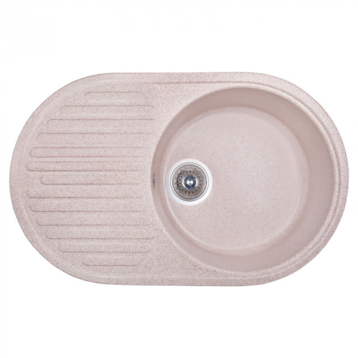 Кухонна мийка Fosto 7446 SGA-806 (FOS7446SGA806)