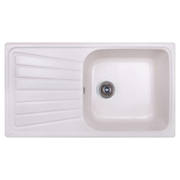 Кухонна мийка Fosto 8146 SGA-203 (FOS8146SGA203)