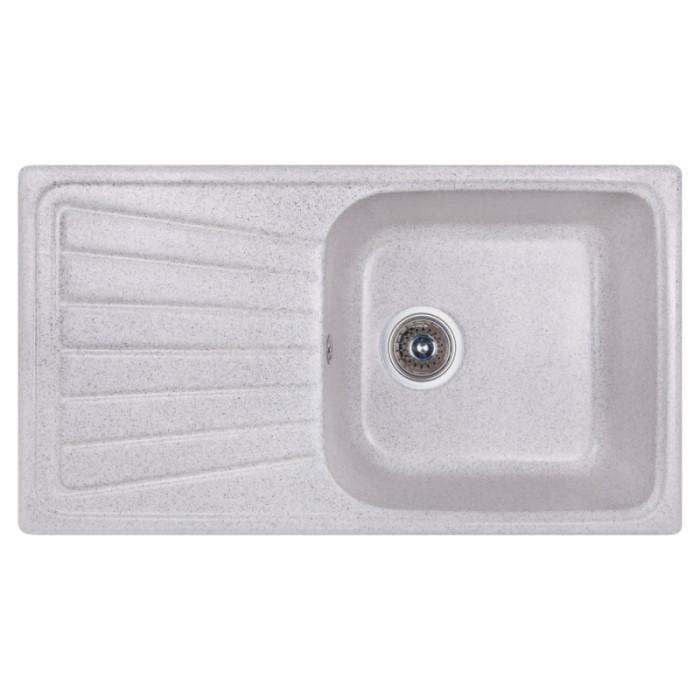 Кухонна мийка Fosto 8146 SGA-210 (FOS8146SGA210)