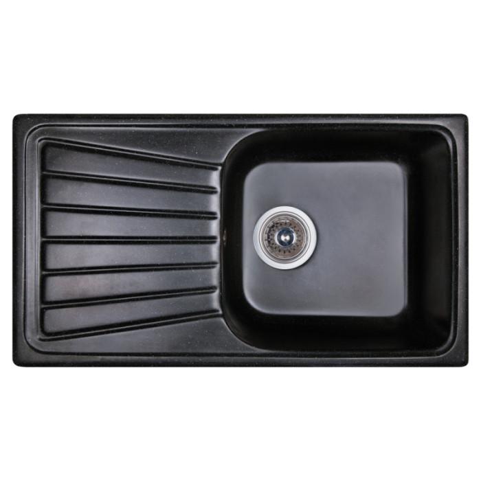 Кухонна мийка Fosto 8146 SGA-420 (FOS8146SGA420)