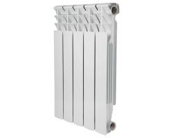 Радіатор алюмінієвий Ecoline 500/76