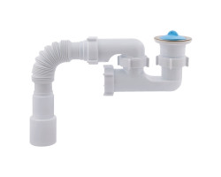 Сифон для душового піддона Krono Plast П0555