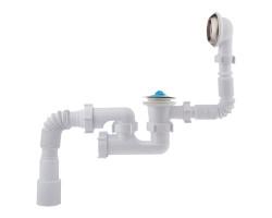 Сифон для ванни Krono Plast В0550