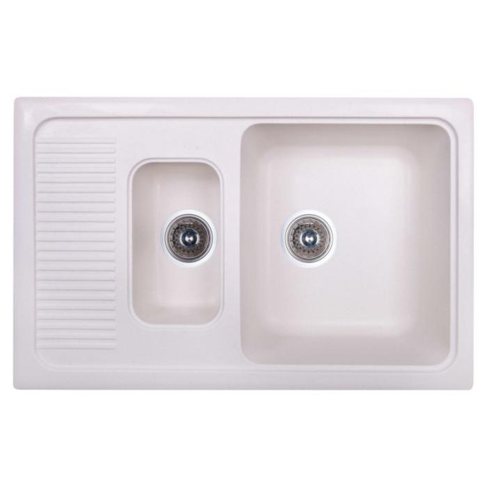 Кухонна мийка Fosto 7749 SGA-203 (FOS7749SGA203)