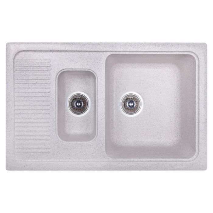 Кухонна мийка Fosto 7749 SGA-210 (FOS7749SGA210)