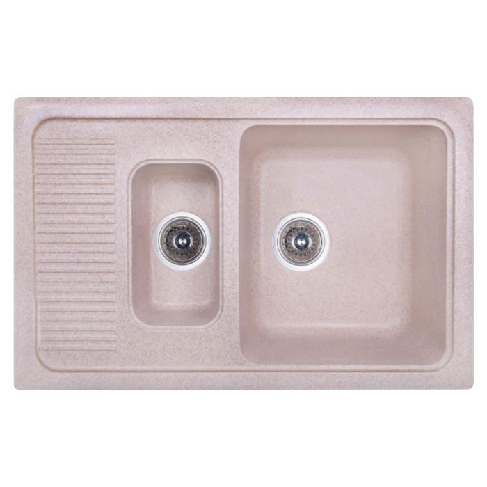 Кухонна мийка Fosto 7749 SGA-806 (FOS7749SGA806)