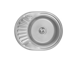 Кухонна мийка Imperial 5745 Decor (IMP574506DEC160)