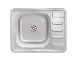 Кухонна мийка Imperial 6350 Satin (IMP6350SAT)