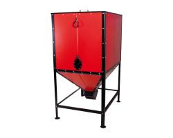 Бункер для твердопаливного котла Thermo Alliance Vulcan SF 0,6 куб. м.