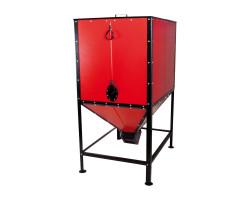 Бункер для твердопаливного котла Thermo Alliance Vulcan SF 1,6 куб. м.
