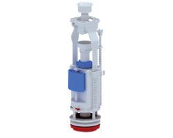 Зливний механізм для унітаза ANI Plast WC7050C