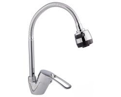 Змішувач для кухні з рефлекторним виливом GF (CRM)S-04-008-1 EF