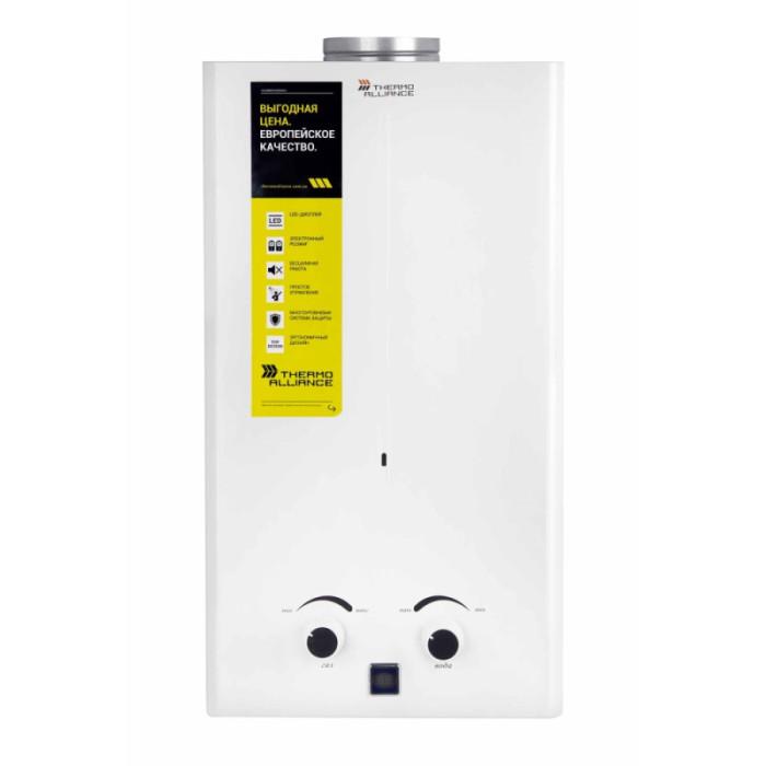 Газова колонка Thermo Alliance димарна JSD20-10CR 10 л біла