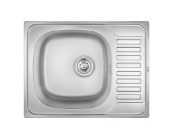 Кухонна мийка Cosh 7202 Decor (COSH7202D08)