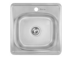 Кухонна мийка Imperial 4848 Satin (IMP484806SAT)