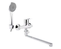 Змішувач для ванни Lidz (CRM) 20 38 005 02